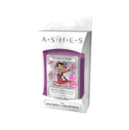 ASHES Expansion deck 4: The Duchess of Deception