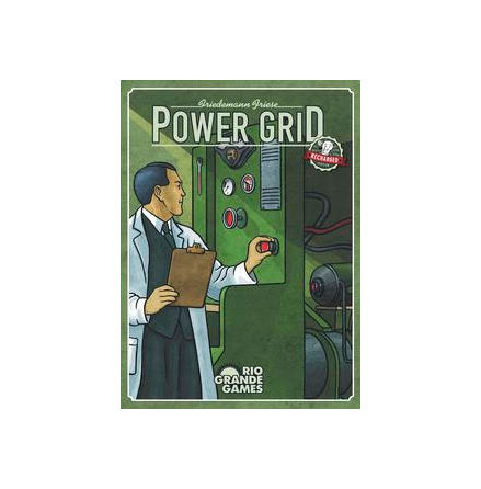 Power Grid Recharged (2019)