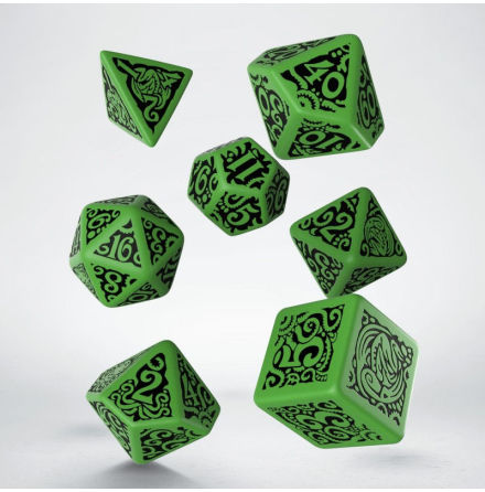 The Outer Gods Cthulhu Dice Set (7)