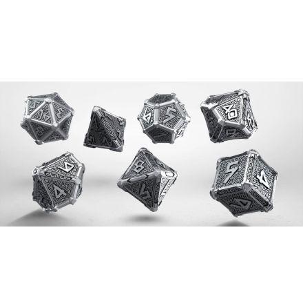 Metal Mythical Dice Set (7)