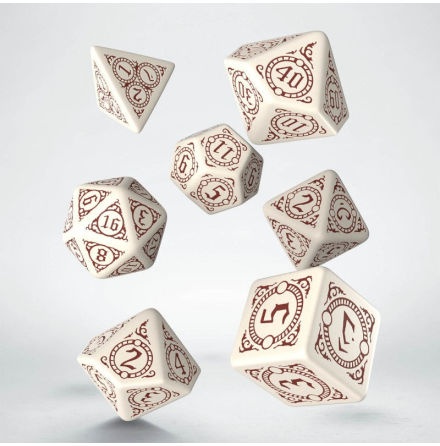 Pathfinder Return of the Runelords Dice Set (7)