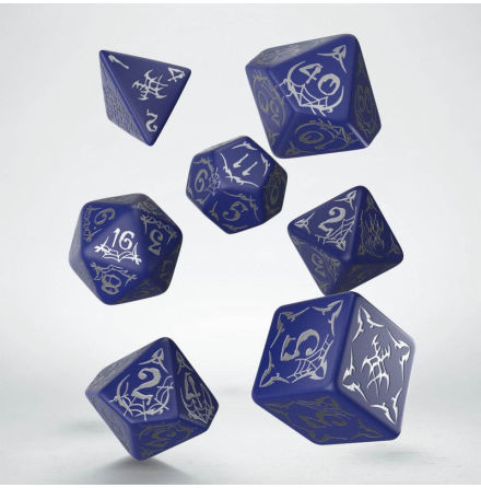 Pathfinder Second Darkness Dice Set (7)