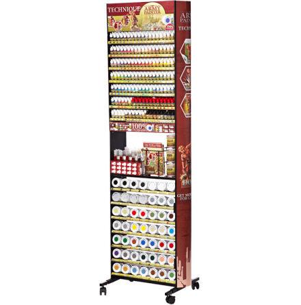 TAP Technique Rack - Retail starter selection