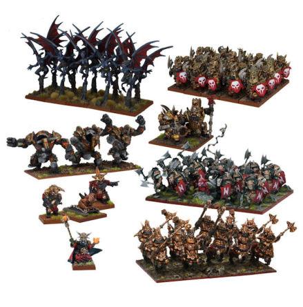 Abyssal Dwarf Mega Army (2017)