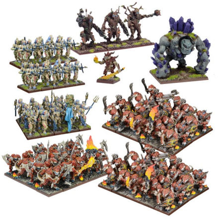 Forces of Nature Mega Army