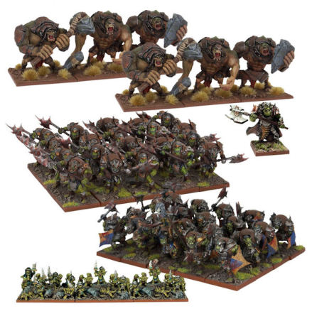 Orc Army (2017)