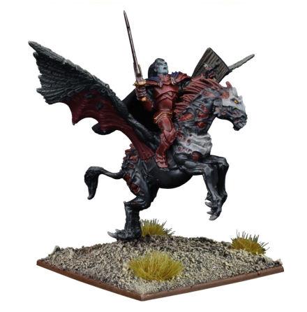 Vampire on Undead Pegasus