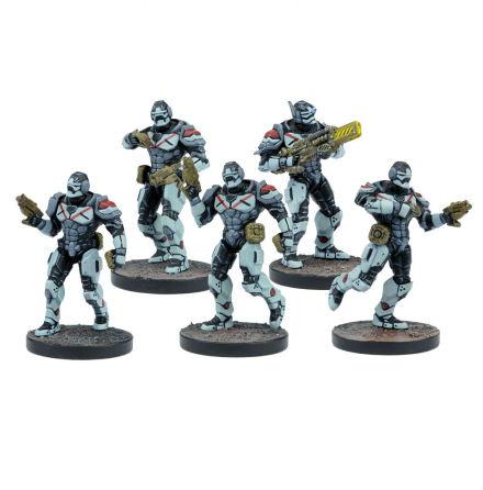WARPATH: Breach and Eradicate Team