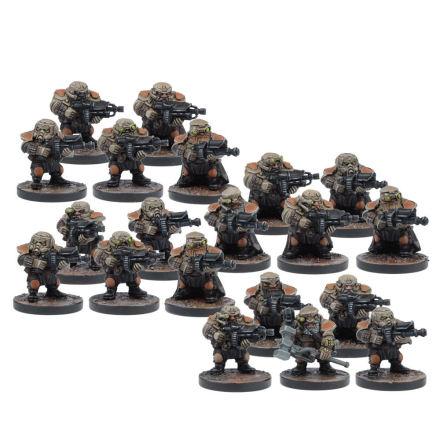WARPATH: Forge Father Militia