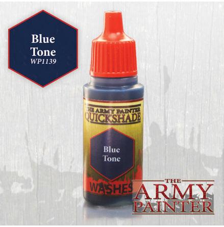 QS Blue Tone Ink (18ml) (6-pack)