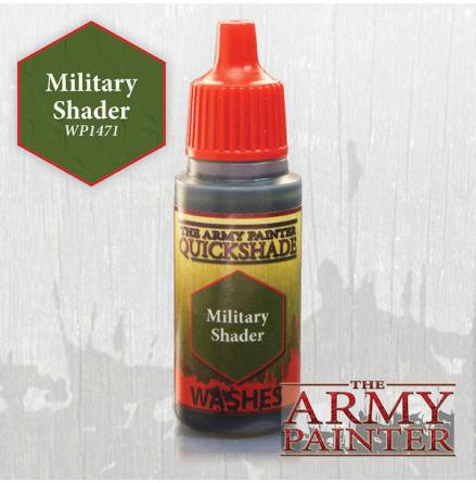 QS Military Shader (6-pack)