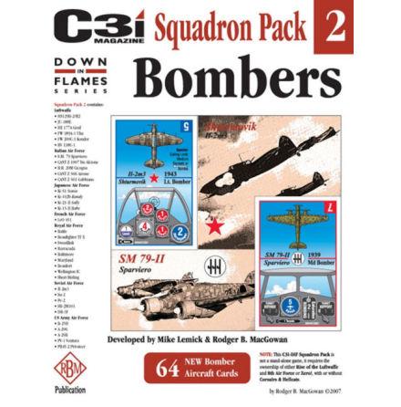 C3i DiF Squadron Pack #2: Bombers (20% rabatt/discount!)