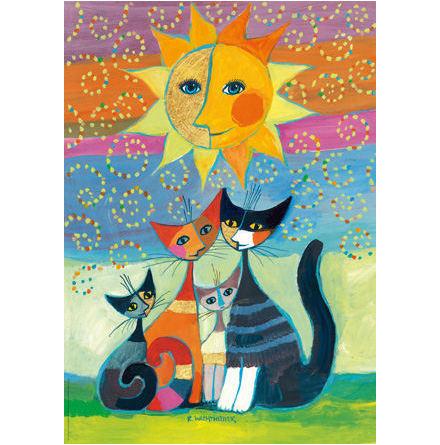 Wachtmeister: Sun (1000 pieces)