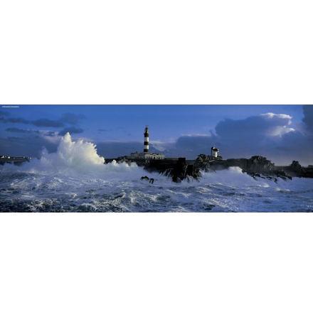 AvH: Lighthouse Le Creac´h (1000 pieces panorama)