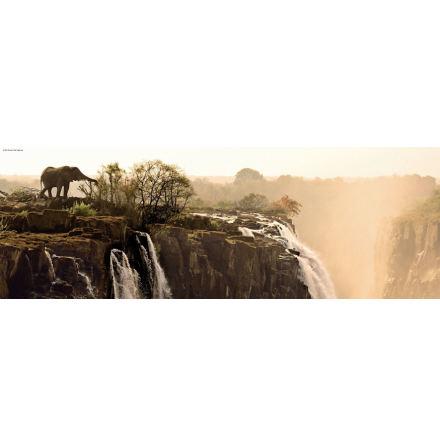 AvH: Elephant (1000 pieces panorama)