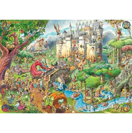 Prades: Fairy Tales (1500 pieces triangular box)