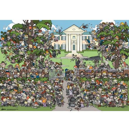 Graceland 1000 pieces