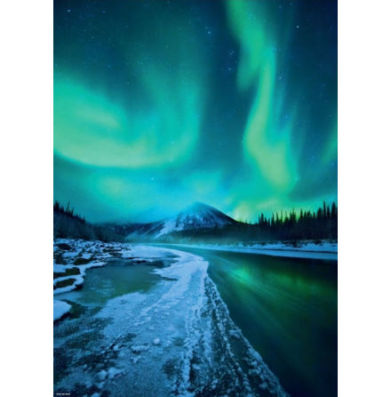 Power of Nature: Northern Lights (1000 pieces)