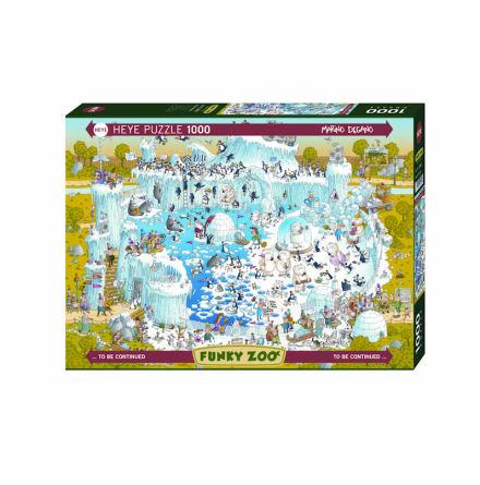 Funky Zoo: Polar Habitat (1000 pieces)