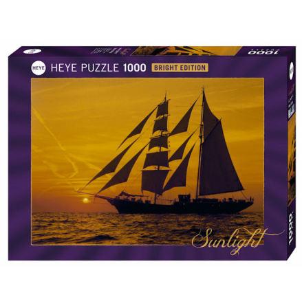 Sunlight, Sunny Sailing 1000 pieces