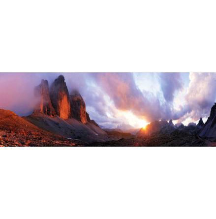 AvH: 3 Peaks (1000 pieces panorama)