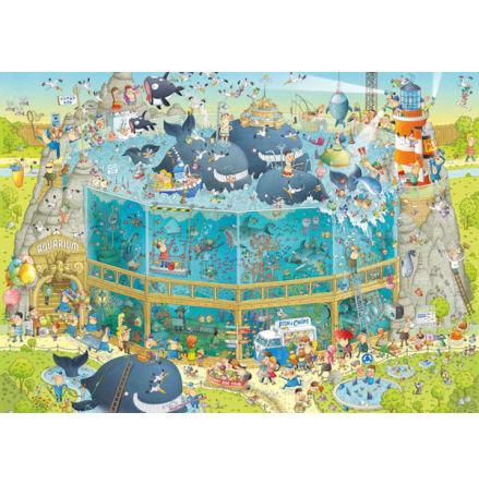 Funky Zoo: Ocean Habitat (1000 pieces)