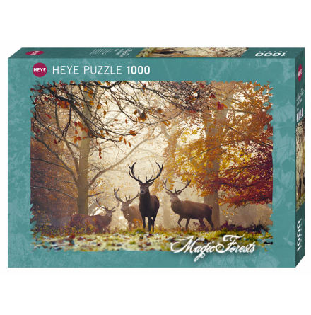 Magic Forests: Stags (1000 pieces)