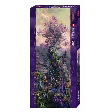 Enigma Trees: Phosphorus Tree (1000 pieces vertical)