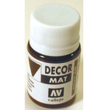 DECORMAT 123 35 ml BURNT UMBER (6-pack)
