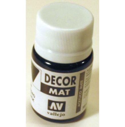 DECORMAT 124 35 ml BLACK (Utgående - 20% rabatt!)