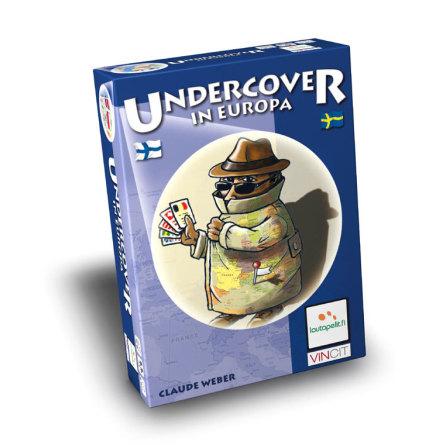 Undercover in Europa (Svensk Version) (20% rabatt/discount!)
