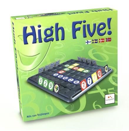 High Five! (20% rabatt/discount!)