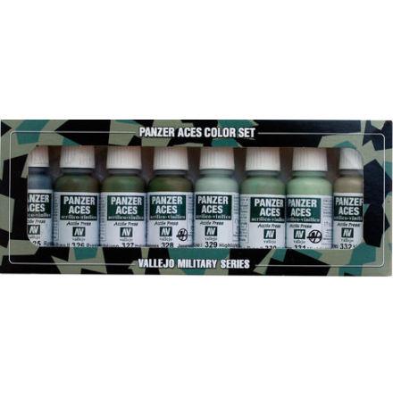 Panzer Aces Nº4 (Crew Uniforms)