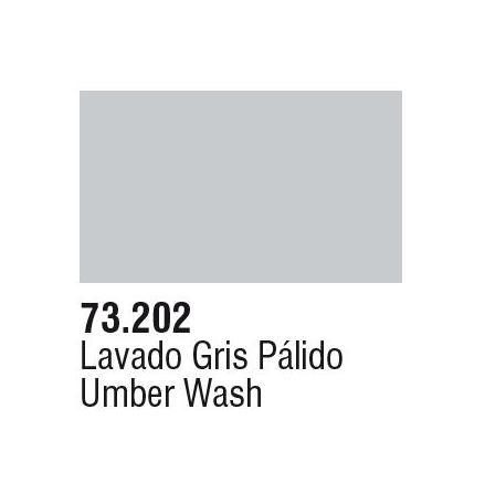 PALE GREY WASH (VALLEJO GAME COLOR) (6-pack)