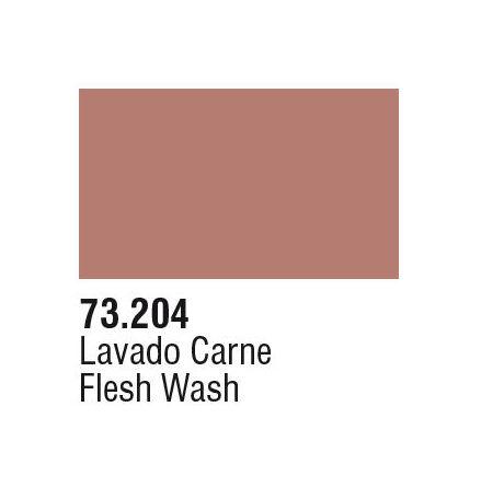 FLESH WASH (VALLEJO GAME COLOR) (6-pack)