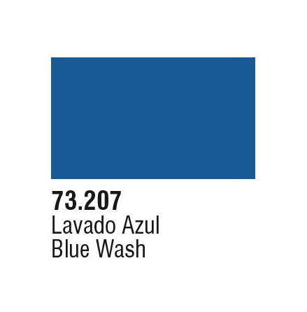 BLUE WASH (VALLEJO GAME COLOR) (6-pack)