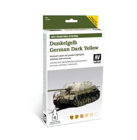 AFV German Dark Yellow