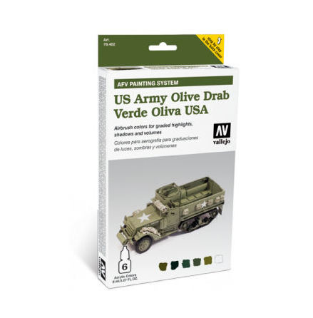 AFV US Army Olive Drab