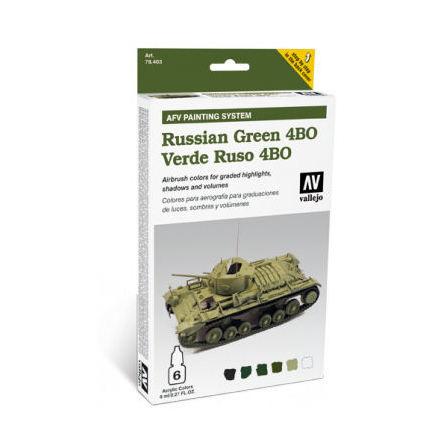 AFV Russian Green 4BO