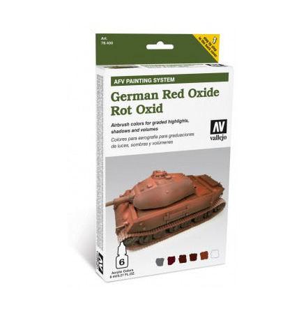 AFV German Red Oxide