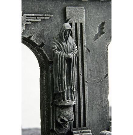 Statue Knowledge w. Ruin