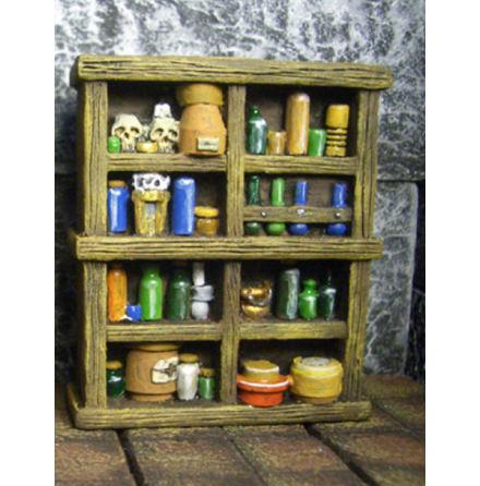 Alchemist Shelf II