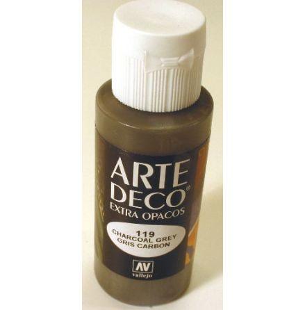 ART DECO 119 60 ml CHARCOAL GREY (Utgående - 20% rabatt!)