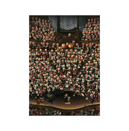 Loup: Orchestra (2000 pieces triangular box)