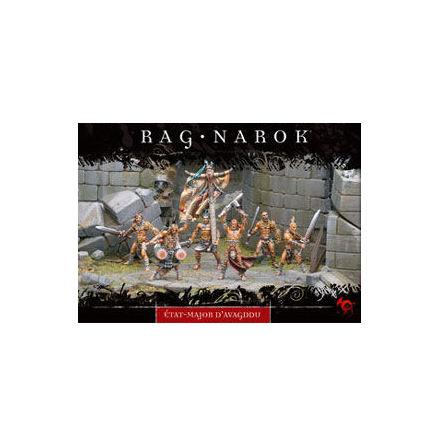 BOX: SESSAIR WAR-STAFF (20% rabatt/discount!)