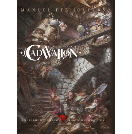 CADWALLON RULE BOOK (20% rabatt/discount!)
