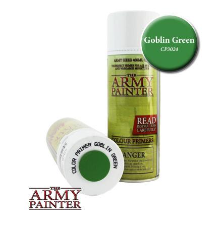 ArmyPainter Colour Primer Spray - Goblin Green