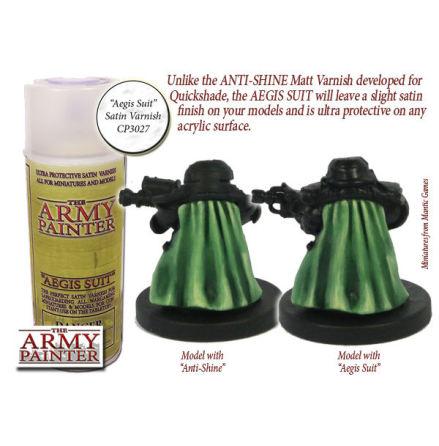 ArmyPainter Aegis Suit Satin Varnish Spray