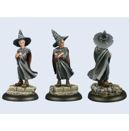 Discworld Miniature Esme Weatherwax