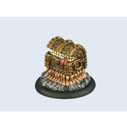 Discworld Miniature Luggage